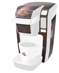 Hubble Images - Hubble S Sharpest View Of The Orion Nebula - Decal Style Vinyl Skin fits Keurig K10 / K15 Mini Plus Coffee Makers (KEURIG  NOT INCLUDED)