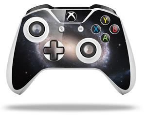 Hubble Images - Barred Spiral Galaxy NGC 1300 - Decal Style Skin fits Microsoft XBOX One X and One S Wireless Controller