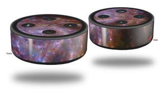 Skin Wrap Decal Set 2 Pack for Amazon Echo Dot 2 - Hubble Images - Spitzer Hubble Chandra (2nd Generation ONLY - Echo NOT INCLUDED)