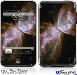 iPod Touch 2G & 3G Skin - Hubble Images - Butterfly Nebula